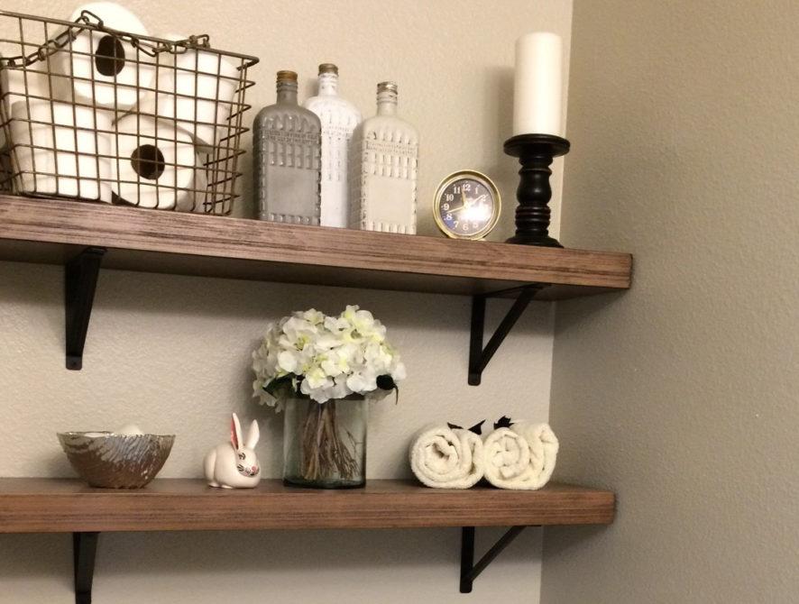 bath shelves