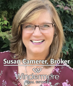 Susan Camerer, Real Estate Broker